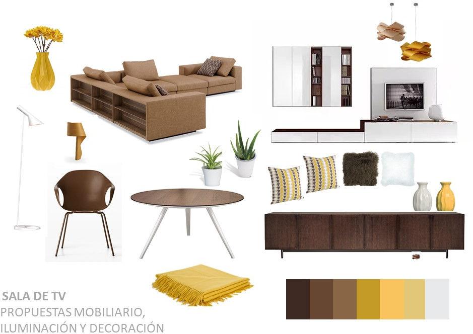 Musart Interiorismo. Propuesta mobiliario